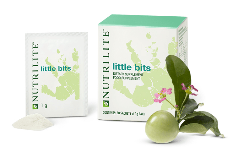 Nutrilite Little Bits Box and Sachets